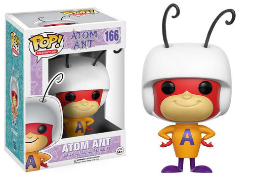 Funko Hanna-Barbera POP! TV Atom Ant Vinyl Figure #166
