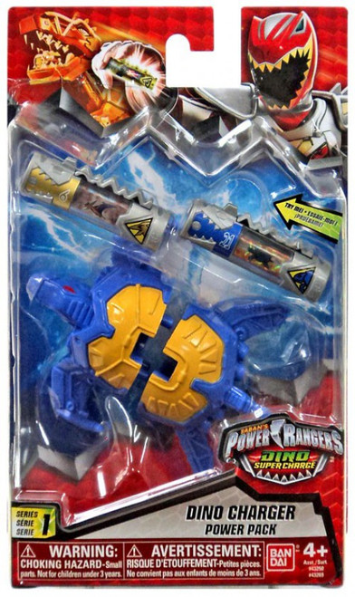 Power Rangers Dino Super Charge Series 1 Archelon Dino Charger Power Pack #43269 [Dino Super Charge]
