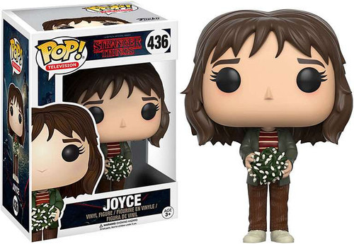 Funko Stranger Things POP! TV Joyce Byers Vinyl Figure #436