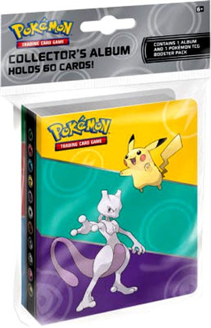 Ultra Pro Pokemon Trading Card Game Card Supplies Evolutions Collector's Mini Album