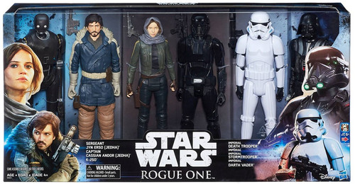 Star Wars Rogue One Exclusive Action Figure 6-Pack