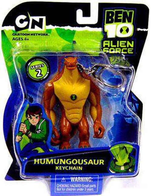 Ben 10 Alien Force Series 2 Humungousaur Keychain [Loose]