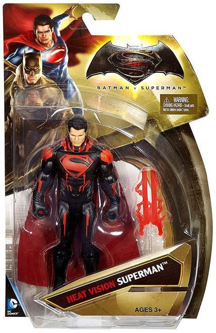 DC Batman v Superman: Dawn of Justice Heat Vision Superman Action Figure