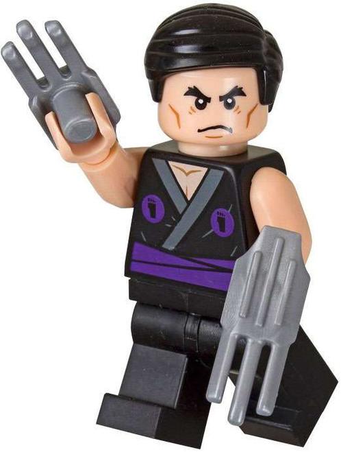 LEGO Teenage Mutant Ninja Turtles Flashback Shredder Minifigure [Loose]