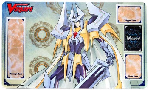 Cardfight Vanguard Card Supplies Liberator of the Round Table, Alfred Play Mat