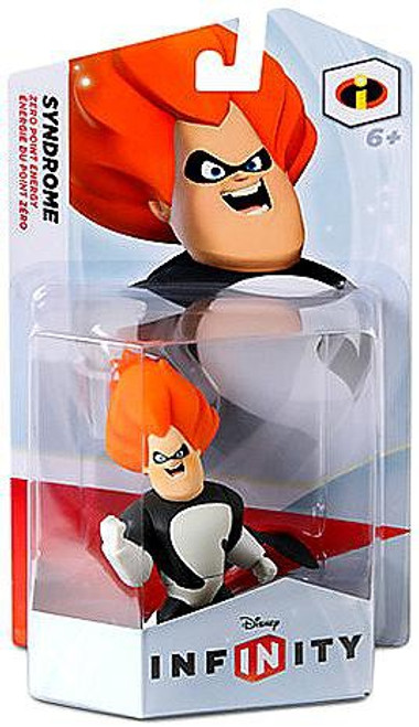 Disney / Pixar Incredibles Disney Infinity Syndrome Game Figure