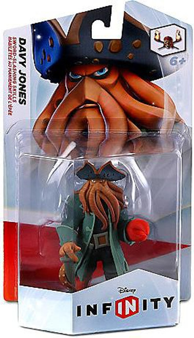 Pirates of the Caribbean Disney Infinity Davy Jones Game Figure