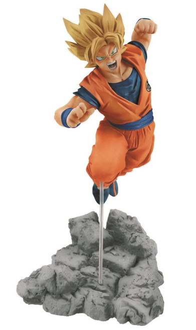 Dragon Ball Z Soul X Soul Son Goku Figure