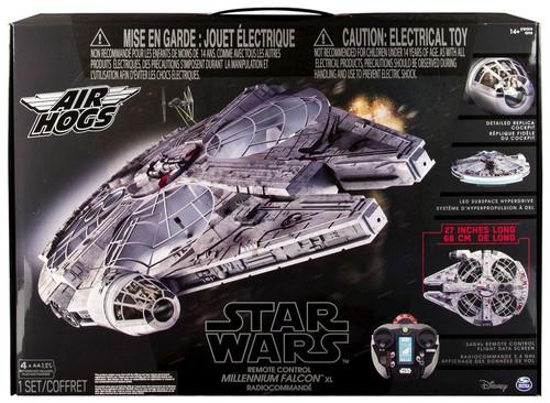 Star Wars Air Hogs Millennium Falcon XL Remote Control