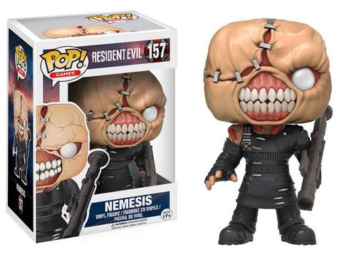 Funko Resident Evil POP! Games Nemesis Vinyl Figure #157