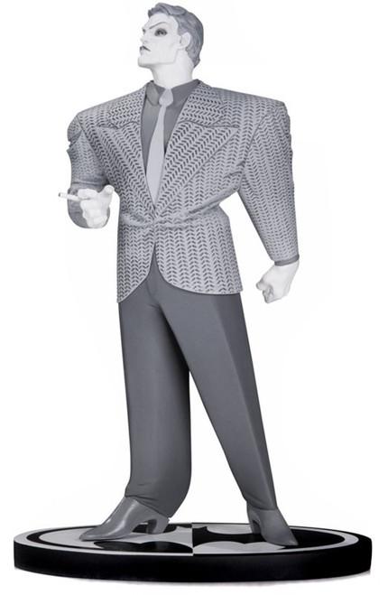 Batman Black & White Joker 7.25-Inch Statue [Frank Miller]