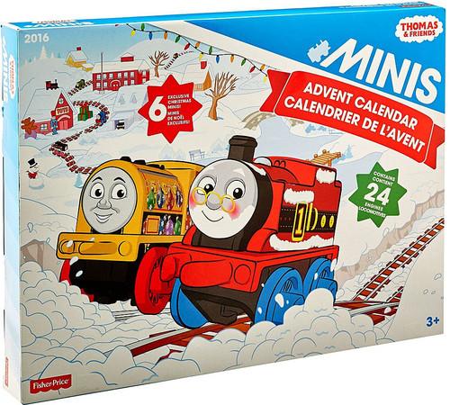 Thomas & Friends Minis 2016 Advent Calendar Set [24 Engines]