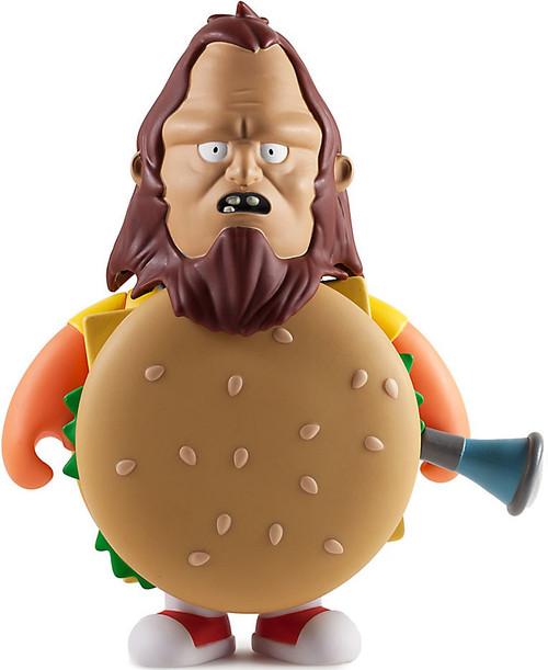 Bob's Burgers Beefsquatch 7-Inch Medium Vinyl Figure