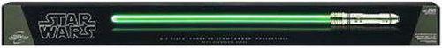 Star Wars Kit Fisto Force FX Electronic Lightsaber [Damaged Package]