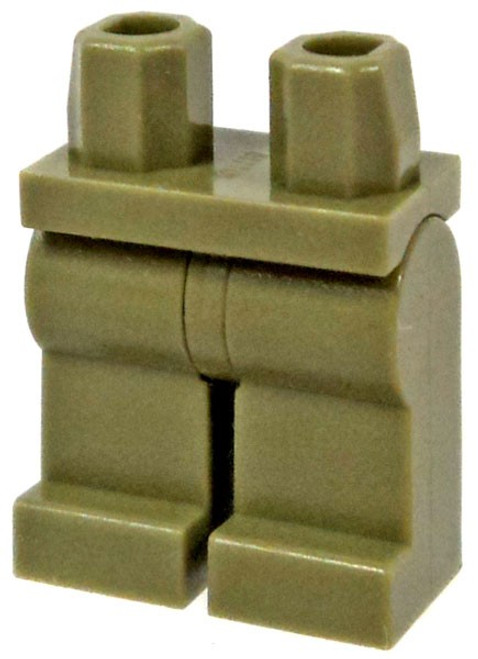 LEGO Olive Green Legs Loose Legs [Loose]