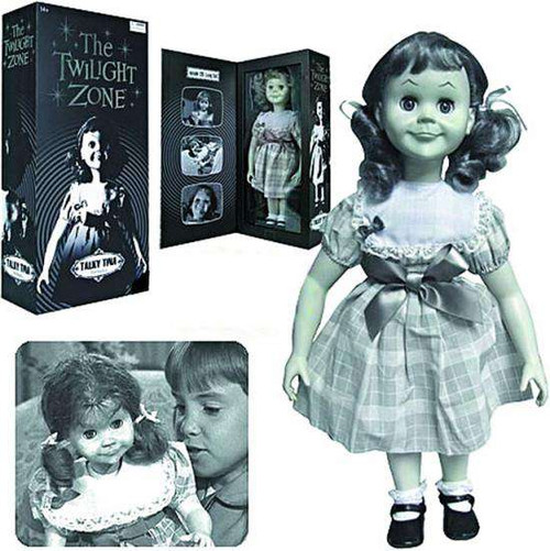 The Twilight Zone Talky Tina Replica 18-Inch Doll