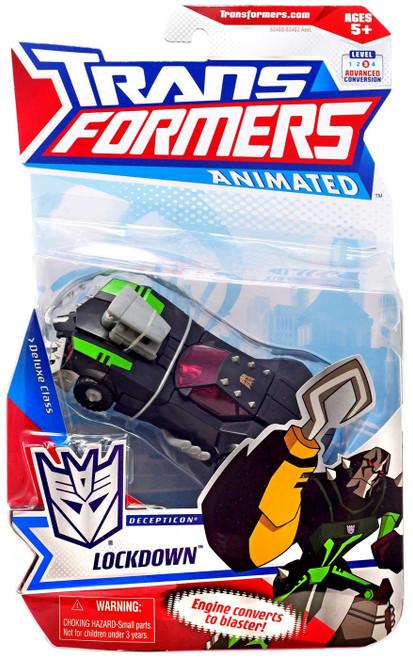 Transformers Animated Deluxe Lockdown Deluxe Action Figure