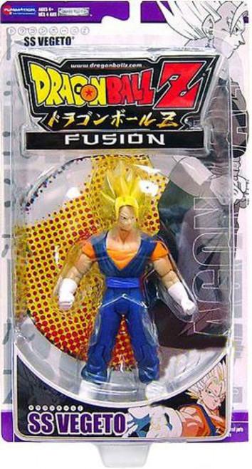Dragon Ball Z Fusion SS Vegito Action Figure