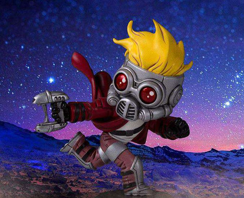 Marvel Star Lord Animated Style Statue