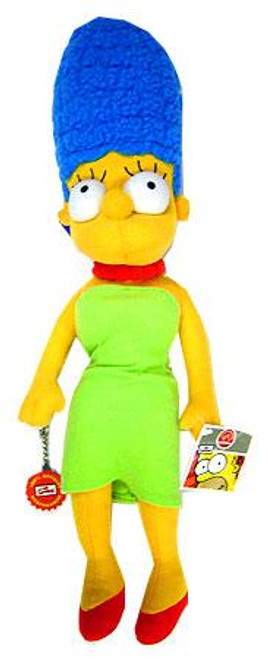 The Simpsons Marge Simpson 16-Inch Plush Figure [With Stand]