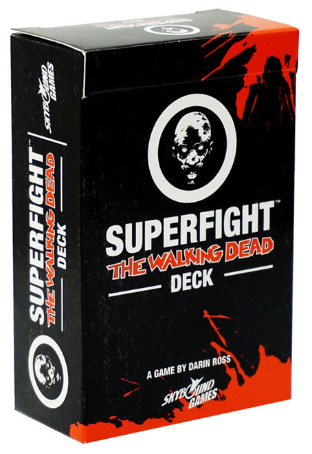 Superfight! The Walking Dead Card Game Expansion