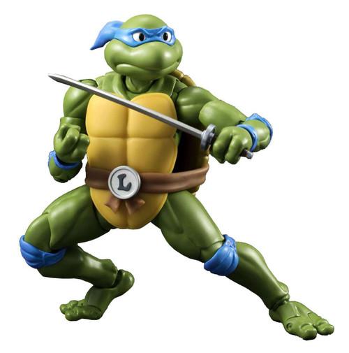 Teenage Mutant Ninja Turtles S.H. Figuarts Leonardo Action Figure [Damaged Package]