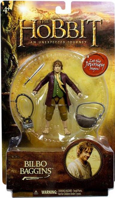 The Hobbit An Unexpected Journey Bilbo Baggins Action Figure [6 Inch]