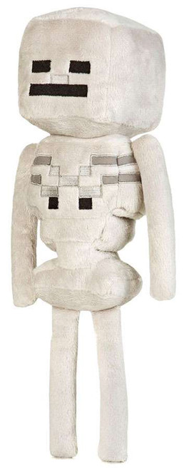 Minecraft Skeleton 12-Inch Plush [12 Inch]