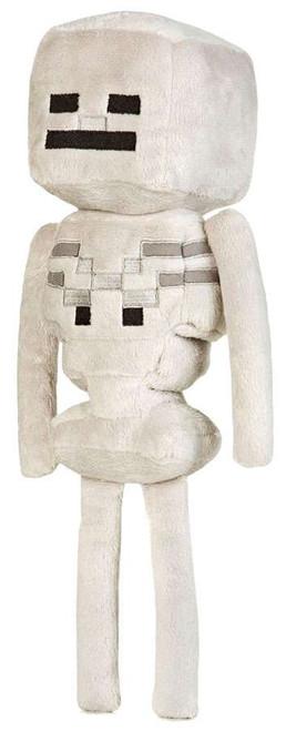 Minecraft Skeleton 12-Inch Plush [12 Inch]