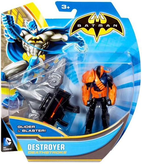 Batman Destroyer Deathstroke Action Figure