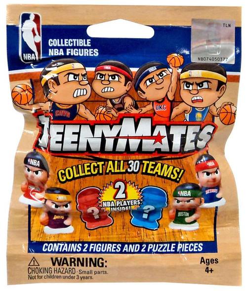 NBA TeenyMates Basketball Series 2 Dribblers Mystery Pack [2 RANDOM Figures]