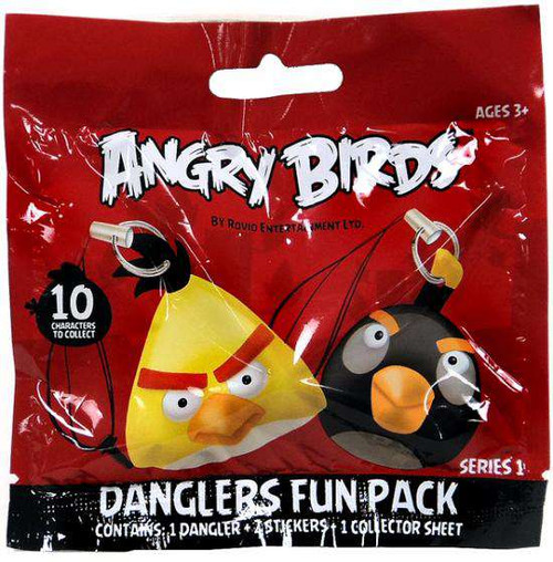 Angry Birds Danglers Mystery Pack