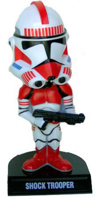 Funko Star Wars Wacky Wobbler Shock Trooper Exclusive Bobble Head
