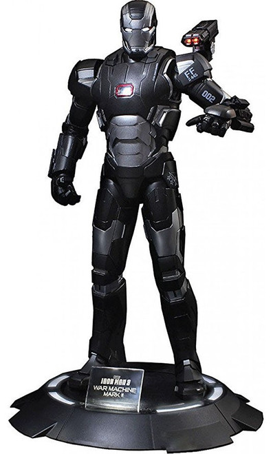 Iron Man 3 Super Alloy War Machine Collectible Figure [MK II]