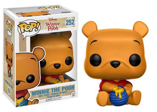 Funko POP! Disney Winnie The Pooh Vinyl Figure #252 [Seated]