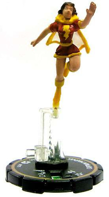 DC HeroClix Collateral Damage LE Captain Marvel #215