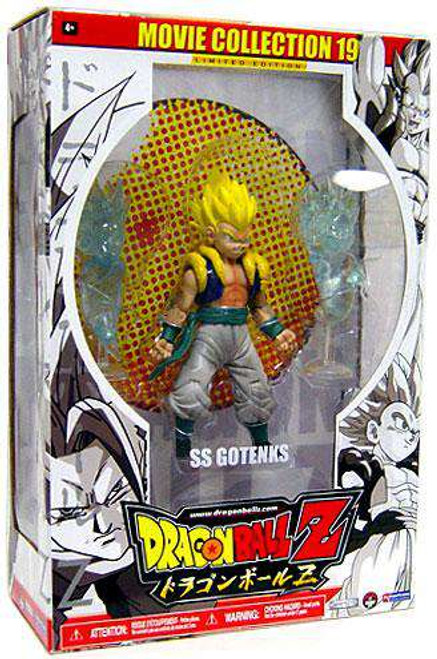 Dragon Ball Z Series 19 Movie Collection SS Gotenks Action Figure [Damaged Package]