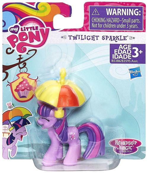 My Little Pony Friendship is Magic Twilight Sparkle Mini Figure
