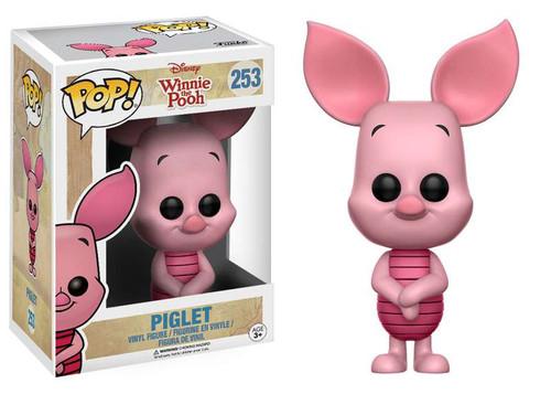 Funko Winnie the Pooh POP! Disney Piglet Vinyl Figure #253