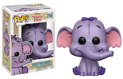 Funko Winnie the Pooh POP! Disney Heffalump Vinyl Figure #256 [Light Purple, Regular Version]