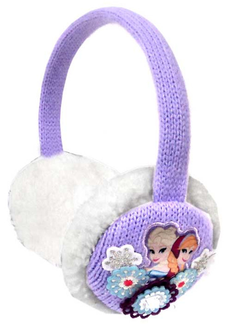 Disney Frozen Anna & Elsa Exclusive Earmuffs