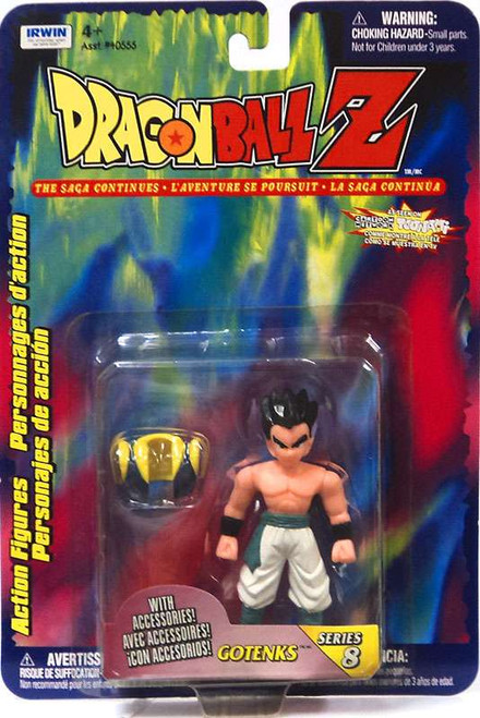 Dragon Ball Z Series 8 Gotenks with Removable Gi Top Action Figure