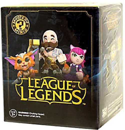 Funko Mystery Minis League of Legends Mystery Pack