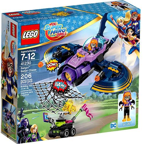 LEGO DC Super Hero Girls Batgirl Batjet Chase Set #41230