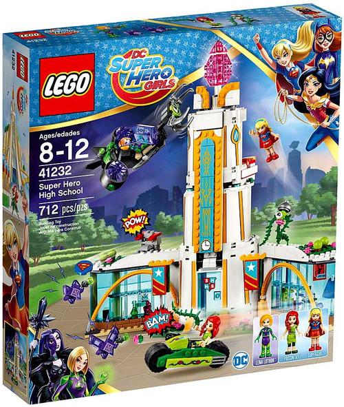 LEGO DC Super Hero Girls Super Hero High School Set #41232