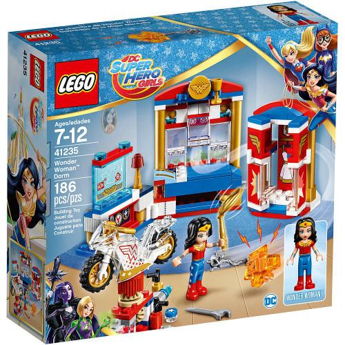 LEGO DC Super Hero Girls Wonder Woman Dorm Set #41235