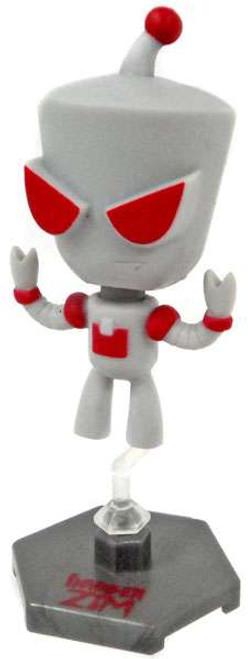 Nickelodeon Invader Zim Original Minis Series 1 Gir Mini Figure [Duty Mode Loose]