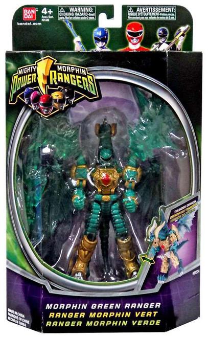 Power Rangers Mighty Morphin Morphin Green Ranger Action Figure