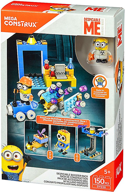Despicable Me Minions Despicable Booster Pack Set