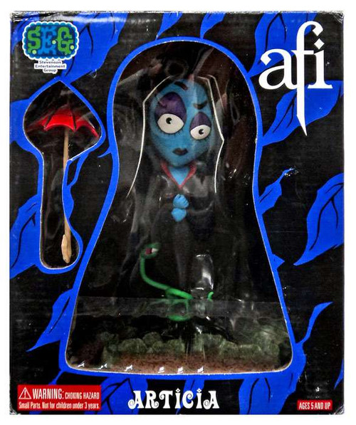 A Fire Inside Articia Vinyl Figure